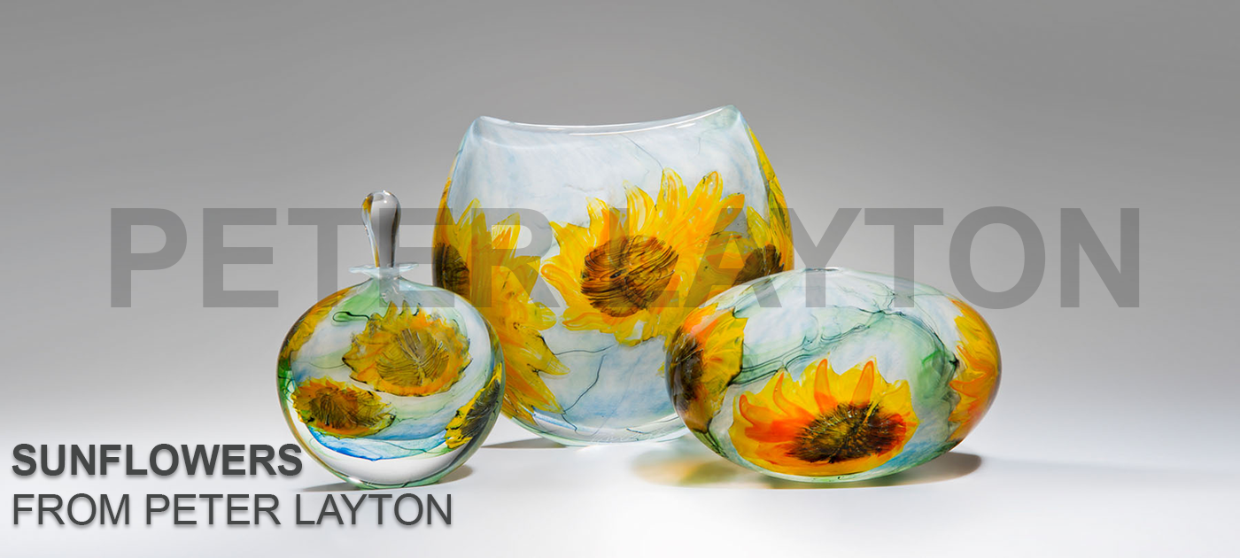 Sunflowers by Peter Layton